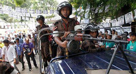 BGB- Bangladesh