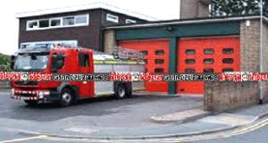 Fire service station-1