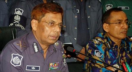 IGP Sahidul Haque