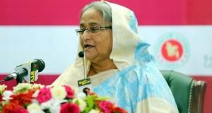 Hasina Press Conference