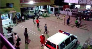 badminton hospital