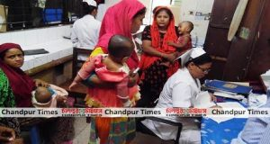 Chandpur sorkari jenrel hospital
