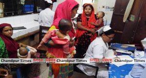 Chandpur sorkari jenrel hospital
