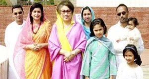 Khaleda Family