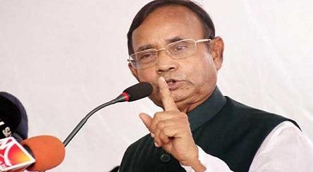 Mujibul Rail Minister
