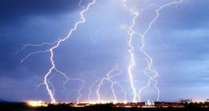 Lightning.....