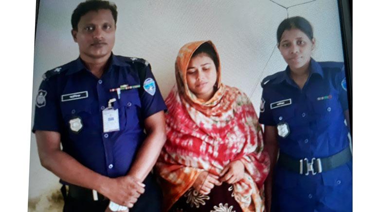 Nice-women-arrest