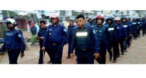 Faridgonj police