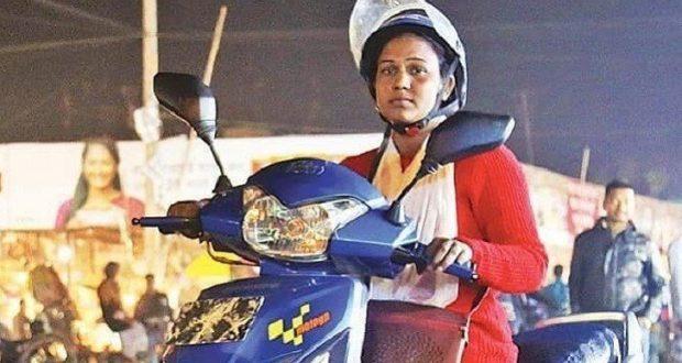 Shanaj bike rider