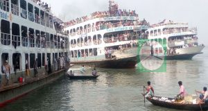 chandpur launch journey