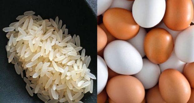 Plastic-rice-&-egg