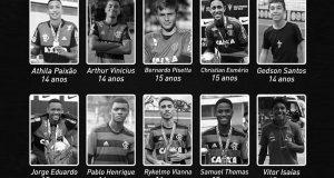 Ten footballer