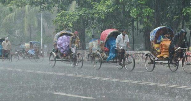 rain weather