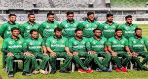 Cricket team bd