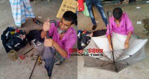 Umbrella-maker