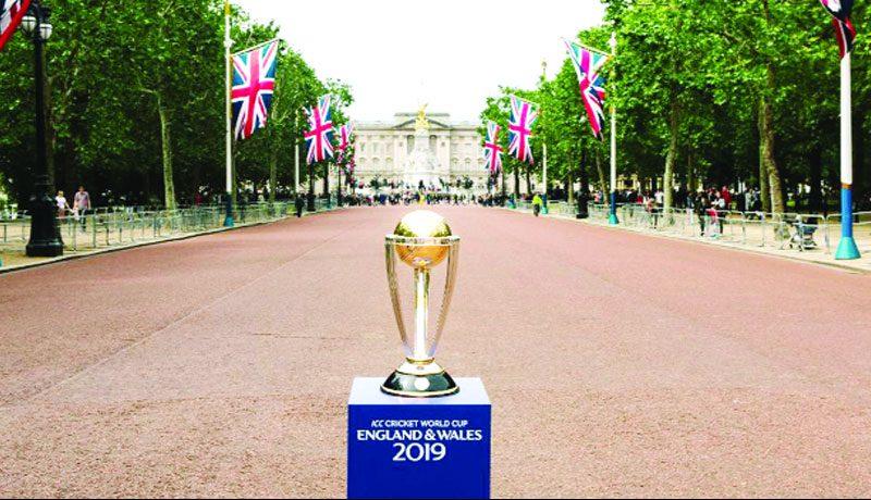 World cricket cup 2019