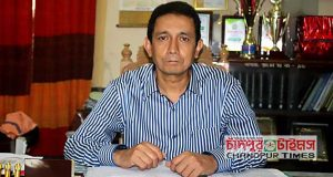 Chandpur-Government-women-college-principal-Masdur-Rahman