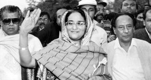 Hasina Old picture