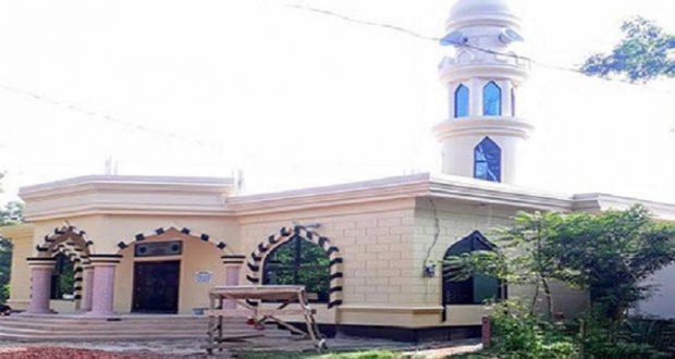 rawjan mosque