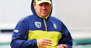 Coach Russsell Domingo