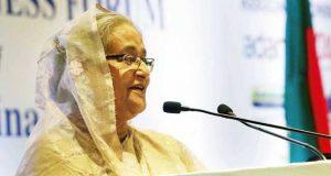 Hasina--Prime-minister
