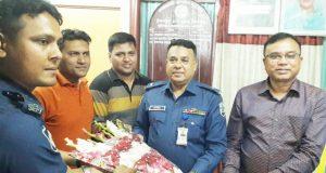 চাঁদপুর নৌ থানার অফিসার ইনচার্জ