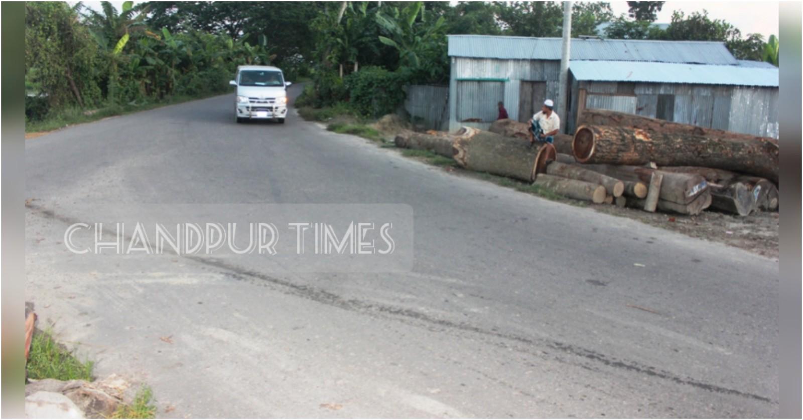 কুমিল্লা-চাঁদপুর আঞ্চলিক, কুমিল্লা-চাঁদপুর আঞ্চলিক